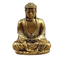 Home Mini Harmony Innovative Exquisite Buddha Statue Decor