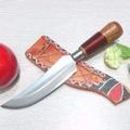 5吋木柄番刀 原住民刀 番仔刀 登山刀 露營 西瓜刀 菜刀 開山刀 銅門刀