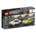 木木玩具 全新未拆 樂高 LEGO 75888 保時捷 Porsche 911 RSR