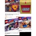樂高 LEGO 玩電影2驚喜箱 30340 愛密特之心 30460 Rex's 30527 露西 合售驚喜箱