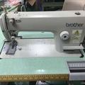 二手日本brother 兄弟 工業用縫紉機 平車 新輝針車