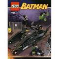 樂高 LEGO 蝙蝠俠 Batman 7787 蝙蝠坦克 追擊班恩 謎語人