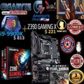 Intel core i9-9900K Cache up to 5GHz+ (9th Gen) CPU + Z390 GAMING X Bundle..., Combine with Mobo Bundle price shown below...,