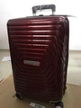 Brand New Samsonite Astra 55cm Luggage (Red)