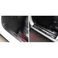 ~歐力斯~馬自達 MAZDA 17-18年 2代 CX-5 迎賓踏板 CX5 迎賓踏板 CX-5 不鏽鋼迎賓踏板 8片組