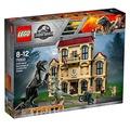 樂高積木 LEGO《 LT 75930》Jurassic World 侏儸紀世界系列 > Indoraptor Rampage at Lockwood Estate