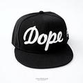 平沿帽 DOPE 街頭時尚板帽