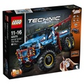 樂高 lego 42070 technic 全地形 卡車 工作車 電動 遙控 全新未開 lego42070