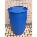 200L(200公升) 化學桶 廚餘桶 堆肥桶 飼料桶 塑膠桶 (二手)