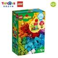【Sff】玩具反斗城 樂高得寶系列我的自由創意趣玩箱10887玩具積木89796