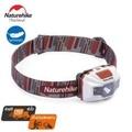 NatureHike Thailand ไฟคาดหัว ชาร์ต USB กันน้ำได้