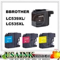 USAINK☆Brother LC539XL/LC535XL 相容墨水匣 任選10顆  適用: DCP-J100 DCP-J105 MFC-J200 /LC535XL/LC539/LC535