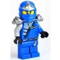 樂高人偶王 LEGO 忍者系列#9450  njo047  Jay ZX