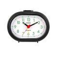 Hoseki H-8998 Bk/Wt Beep Alarm Clocks