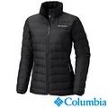 【Columbia哥倫比亞】無縫650羽絨外套-黑色 UWR00010BK