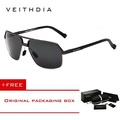 94835f351a VEITHDIA Aluminum Magnesium Polarized Men s Sunglasses Square Vintage Male  Sun glasses Driving Eyewear Accessories For Men