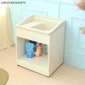 櫃型塑鋼洗衣槽(無門)3990元【JL精品工坊】洗衣槽 洗手台 塑鋼水槽 廚房水槽