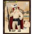 晴寶寶美少女 航海王 Figuarts Zero 魂商店限定 動物系列 白鬍子 北極熊