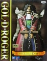 日本正版 景品 海賊王 航海王 D的稱號 哥爾 D 羅傑 DXF 模型 公仔 日本代購