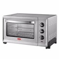 EuropAce 30L Stainless Steel Electric Oven with Halogen Bulb - EEO 5302S