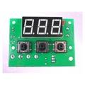 【TNA168賣場】XH-W1601新溫度控制器高精度 PID溫控板 半導體製冷 PID加熱