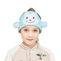 Kids Headphones - Easy Adjustable Kids costume Headband SILKY Headphones for Children, Perfect for Travel and Home - Monkey