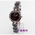 【 幸福媽咪 】網路購物、門市服務 BIBA 碧寶錶 公司貨 藍寶石 陶瓷女錶 玫瑰金 26mm B31TC049T