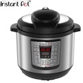 Instant Pot LUX80 8 Qt 6-in-1 Multi- Use Programmable Pressure Cooker, Slow Cooker, Rice Cooker, Sauté, Steamer, and Warmer - from USA - intl