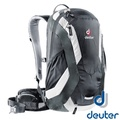 德國 deuter Super Bike 18 EXP 自行車背包18+4L 【黑/白】 32114 戶外