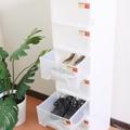 【免運費】全家人鞋盒-五層 大詠 HOUSE 置物櫃 層櫃 衣櫃 收納櫃 抽屜整理箱 TWP05