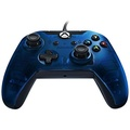 PDP Wired Controller for Xbox One, Xbox One X and Xbox One S, Midnight Blue - intl