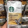 Costco好市多☕️Starbucks星巴克 黃金烘焙綜合咖啡豆 1.13kg