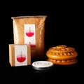 【MU LIFE 荒木雕塑藝品】印度老山檀香粉香氛禮盒2(檀香/印度老山)