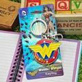 [正版]DC英雄 蝙蝠俠對超人:正義曙光 神力女超人 LOGO 鑰匙圈 鎖圈 吊飾 掛飾 COCOS GL288