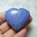藍線石愛心