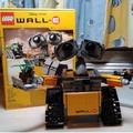 21303 LEGO IDEAS 瓦利 無盒無說明書