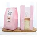 烘焙具匠-麵包吐司袋 環保牛皮紙開窗麵包袋 450g土司袋