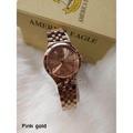 """AMERICA EAGLE """"AE021"""" นาฬิกาแฟชั่น,ใบรับประกันสินค้าจากศูนย์,พร้อมกล่อง"""