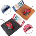 Qi Wireless Charging Mouse Pad For iPhone X/8/8 Plus Samsung Galaxy S9/S9 Plus/Note 8/S8/S8 Plus