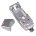 USB 電池充電器 鎳氫/鎳鎘 3號電池 4號電池 充電電池 環保 方便攜帶 隨處可充 電池充電座