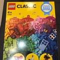 好市多LEGO經典歡樂創意樂高積木900片11005