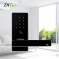 ZKTeco Smart Door Lock Bluetooth Enabled Password+5 pcs RFID Cards+Opened by Smart Phone DL30B (Zinc Alloy)