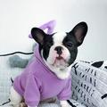 天線寶寶造型連帽衣 帽T 寵物衣服 狗狗衣服 貓衣服 柯基 貴賓 博美 比熊 中型犬 法鬥 卡通
