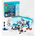 LEGO 樂高積木 Education 教育系列 LT9641 動力機械組空氣動力套件
