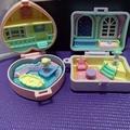 🚚 2個【已開盒】日本  My Little Fairy Cosme小仙女 化妝盒 盒玩食玩Pollypocket
