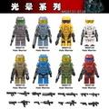 【積木班長】MG0131-38 HALO 菁英戰士 最後一戰 槍戰 軍事 人偶 袋裝/相容 樂高 LEGO 積木