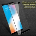 Imak Vivo Y71 Tempered Glass Vivo Y71 Glass Full Cover Screen Protector for Vivo Y71