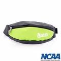 【002084-02】NCAA 馬卡龍隨身小腰包 運動格紋小腰包_蘋果綠色