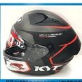 KYT NFR NF-R #T消光黑灰 彩繪帽 全罩安全帽 內襯全可拆 內藏鏡片《裕翔》
