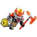 樂高積木殺肉玩具未來騎士團人仔 艾克索 axl 配武器70350 70354